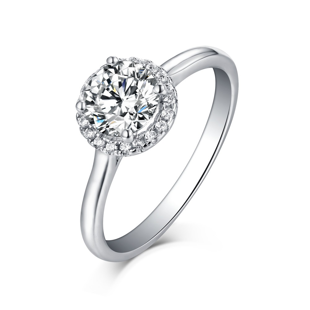 silver black product engagement rings l sterling white la and amour jewellery products diamond ring