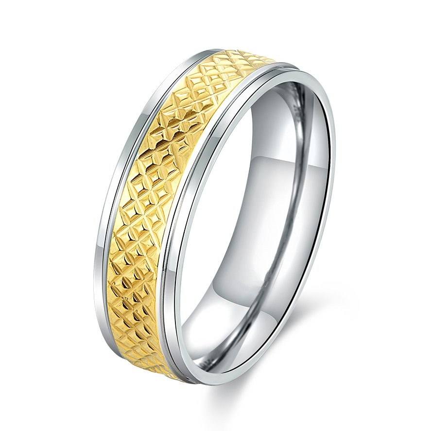 wedding and men rings jewelry lajerrio nice for titanium gold silver