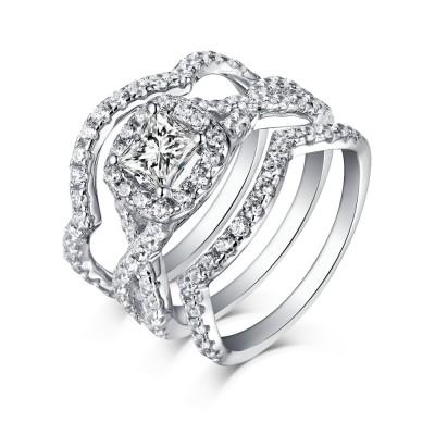Wedding Rings Cheap Wedding Rings for Women Men Lajerrio Jewelry