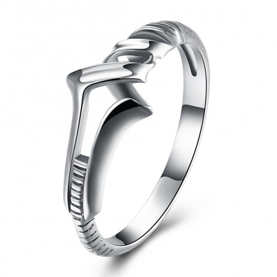 Unique and Nice S925 Silver Promise Rings