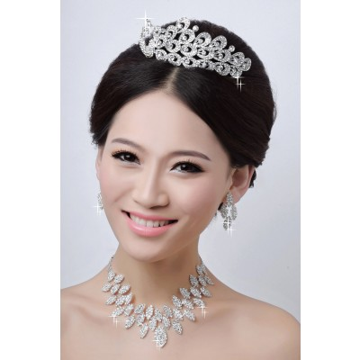 Cheap Wedding Bridal Headpieces Lajerrio Jewelry